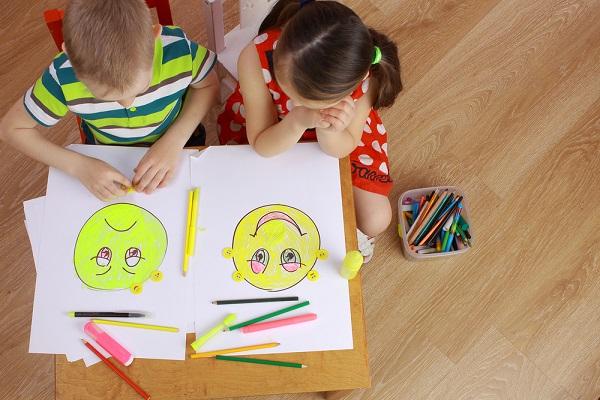 Trabajar la inteligencia emocional niños Vitalis Bienestar