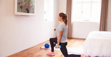 Vitalis Bienestar ejercicio para ponerte en forma sin salir de casa musculación aerobico cardio invierno frío
