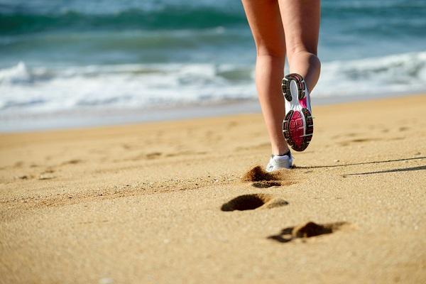 vitalis bienestar practicar running arena verano