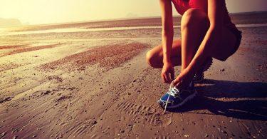 vitalis bienestar practicar running playa consejos