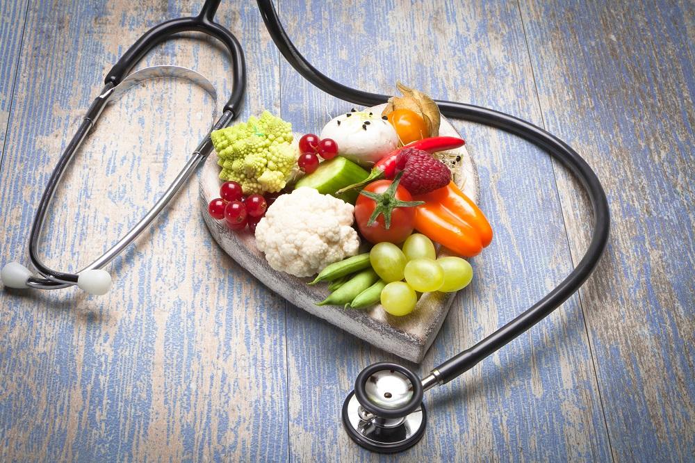 salud en la mesa