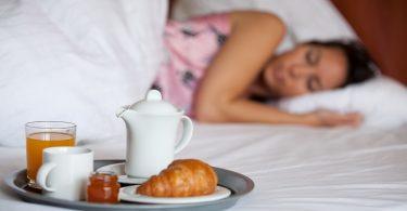 alimentos para dejar de roncar