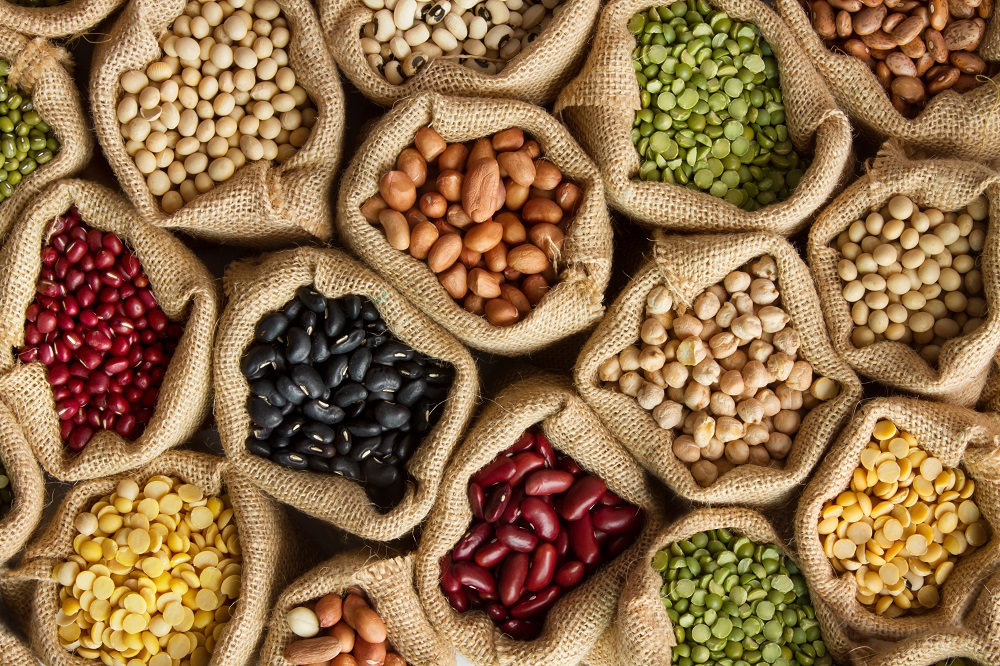 beneficios de las proteínas vegetales