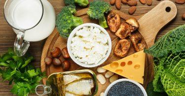 Vitalis Bienestar alimentación fortalecer huesos
