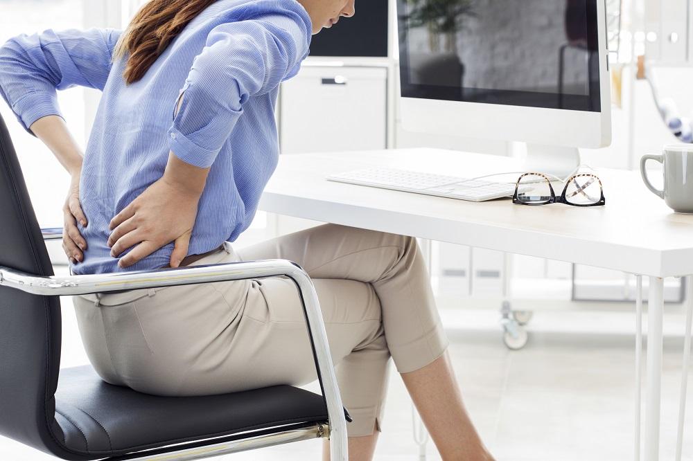 Vitalis Bienestar salud en el trabajo postura saludable