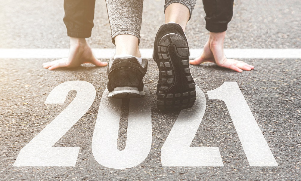 Vitalis Bienestar actitud positiva año nuevo feliz 2021 adiós 2020